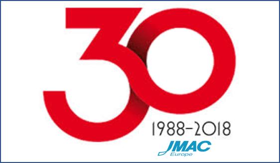 Trenta candeline per JMAC Europe