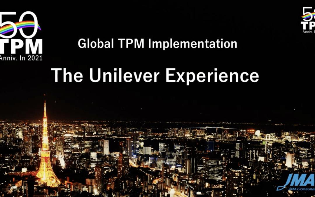 TPM 50 Anniversary Message Stephen Fletcher